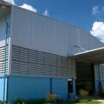 ตัวอย่างผลงาน ก่อสร้างอาคารสำเร็จรูป Happy Warehouse เว็บไซต์ www.โกดังโรงงาน.com